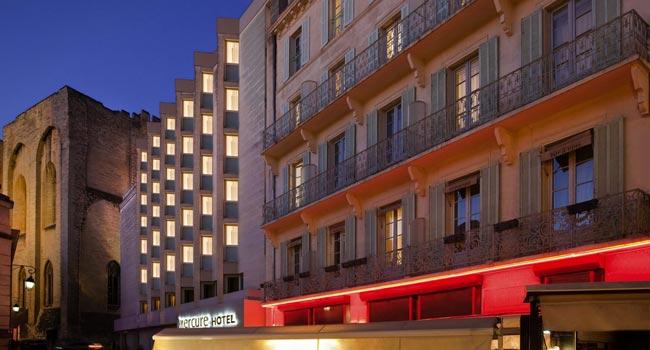 2ème Extension hôtel Mercure Palais des Papes
