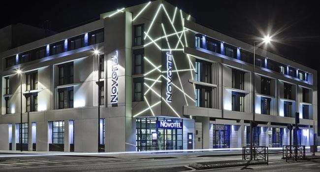 Ouverture du Novotel Avignon Centre