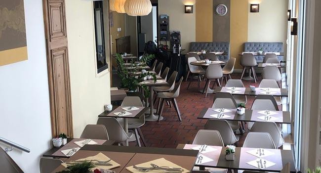Rénovation restaurant Mercure Palais des Papes