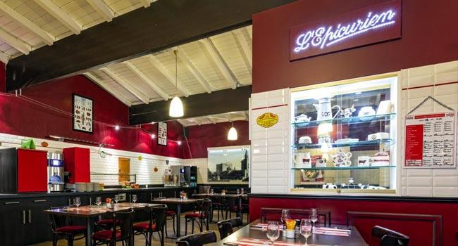 Rénovation restaurant Ibis Styes
